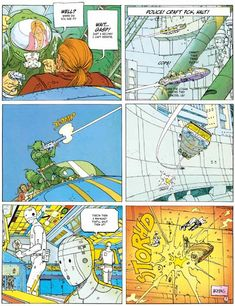 'The Incal' by Moebius & Jodorowsky