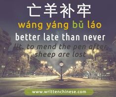 Chinese Chengyu 成语 are idioms, usually made up of four characters. An idiom is a group of words that have a meaning not obviously made through the individual words. Chinese Phrases, Chinese Quotes, Chinese Words, Chinese Slang, Chinese Lessons, French Lessons, Spanish Lessons, Teaching Spanish, Teaching English