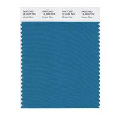 Mosaic Blue - Pantone
