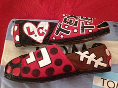 Texas Tech Toms by: Karen Laughlin
