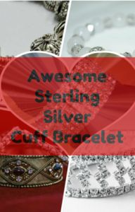 Sterling Silver Cuff Bracelet ● My Choice Finds Fashion Lookbook, Women's Fashion, Teenage Girl Gifts, Sterling Silver Cuff Bracelet, Festivals, Women Jewelry, Bracelets, Amazing, Stuff To Buy
