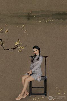 [北京写真套系] 旗袍女人 · 摄影师粉黛流芳 · 一拍一 · 豆瓣旗下摄影服务平台