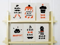 paris cards