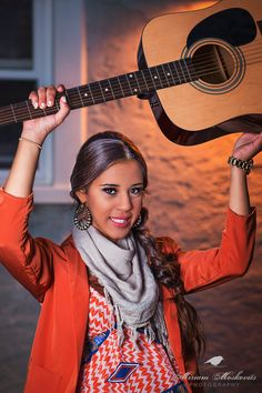 J girl with Guitar Photographed by Miriam Moskovits Hair and makeup Beauty  http://instagram.com/miriammoskovitsphoto www.facebook.com/miriammoskovitsphoto Hair by Ruchy Schwarzmer Makeup by Rachel Hoffman http://500px.com/photo/51211056