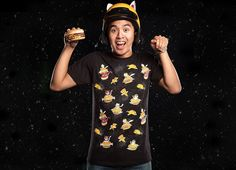 """""""I Can Haz Cheeseburger Spaceships?"""" by TheInfamousBaka 