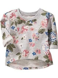 High-Low Graphic Tees for Baby | Old Navy 14.00
