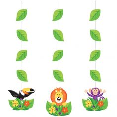 Jungle Safari Hanging Cutout Decorations: Party at Lewis. #junglepartyideas #jungleparties #junglepartythemes #junglebirthdays #junglesafariparty #junglethemepartyideas #junglethemebirthdayparty #junglethemeparties #safarijungleparty #junglebirthdaypartyideas #junglebirthdayparties #junglepartydecorations #junglebirthdaytheme #safariparty #junglesafaribirthdayparty #junglekidsparty #partyjungletheme #junglethemebirthday #babyshower  #1stbirthday #photoboothprops #props #themepartyideas