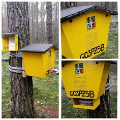 Cool #geocache!  It opens when you find the right electronic code, and you can see a video of it closing by itself at http://instagram.com/p/w33Nu4JPoM/ (Posted to Instagram by coffeemaker33, pinned to Creative Geocache Containers - pinterest.com/islandbuttons/creative-geocache-containers/)