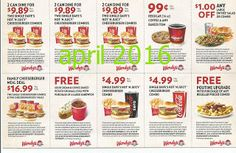 Wendys Coupons PROMO expires May 2020 Hurry up for a BIG SAVERS Wendy 's is a nationwide fast - food restaurant. Free Food Coupons, Cigarette Coupons Free Printable, Free Printable Coupons, Grocery Coupons, Love Coupons, Free Printables, Couponing 101, Extreme Couponing, Wendys Coupons