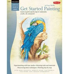 Learn how to paint in four different media! Taking the first steps to learn how to paint can be a challenge, especially when beginning artists are unsure which medium best suits them. With this book, aspiring artists will discover the qualities and benefits of four painting media-acrylic, oil, pastel, and watercolor-making it easier for them to begin their artistic journey. After an in-depth introduction to the tools and materials needed for each medium, five accomplished artists guide ...