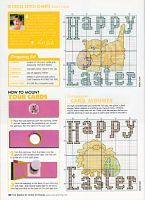 (2) Easter cards