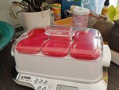 Petites astuces pour réussir vos yaourts maison | Audrey Cuisine Healthy Breakfast Recipes, Clean Eating, Cleaning, Sentiments, Desserts, Food, Link, Table, Frozen Yogurt