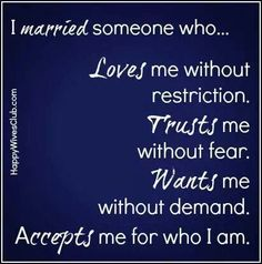 Who A Woman Me I Married Love Loves