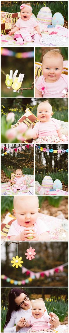 Easter shoot