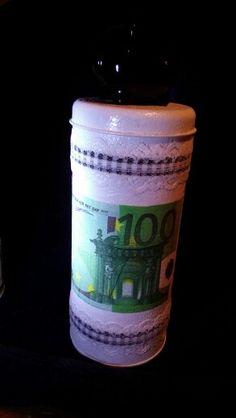 Munt busje voor kleingeld