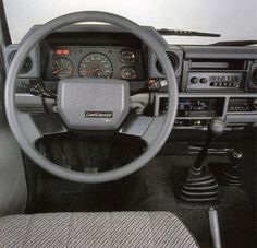Торпедо Toyota Land Cruiser Hard Top Worldwide (BJ70V) '1984–90 Land Cruiser Interior, Land Cruiser 70 Series, Toyota 4, Harley Davison, 4x4 Off Road, Suv Cars, Car Interiors, Trd, Toyota Land Cruiser