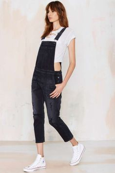 Citizens of Humanity Audrey Denim Overalls - Rompers + Jumpsuits | Back In Stock | Overalls | Bottoms