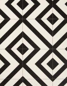 Sol vinyle BUBBLEGUM, carreau ciment motif géométrique noir, rouleau 2 m Best Bathroom Flooring, Wood Floor Bathroom, Floor Texture, Tiles Texture, Wood Tile Floors, Vinyl Flooring, Geometric Background, Textured Walls, Amazing Bathrooms