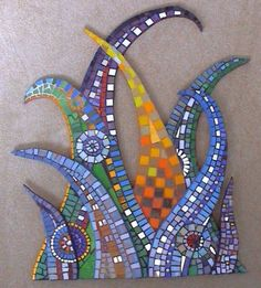 Learn how to make a mosaic with Cracking mosaics