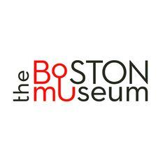 Boston Museum Logo by Corey McPherson Nash