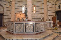 FONTE BATTESIMALE - Battistero di San Giovanni (Pisa) Cerca con Google