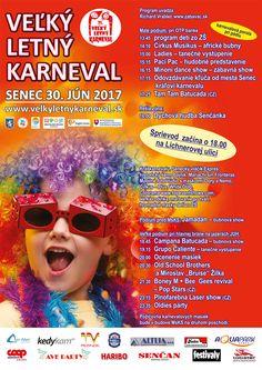 Veľký Letný Karneval 2017 | MSKS SENEC