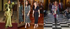 Το παλάτι του Μπάκιγχαμ άνοιξε τις περίτεχνες πόρτες του σε υπέροχους και μοντέρνους επισκέπτες χθες το βράδυ. Η επτά μηνών Δούκισσα του Cambridge, γι...