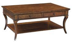 Hekman Furniture European Legacy Coffee Table - 1-1100