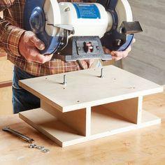 Make your grinder portable