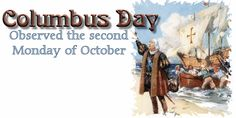 Coloring Pages for Columbus Day - FREE.  The Holiday Zone celebrates Columbus Day on October 12.