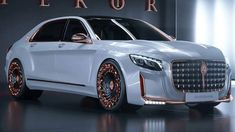 The Scaldarsi Emperor I is a Mercedes-Maybach S600 taken to 11 on the bad-taste…