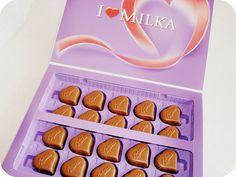 Milka Chocolade! En die lekkere chocolaatjes bij de koffie of thee is ook lekker. En als u de aroma proeft ,dan valt u flauw van de lekkerheid!