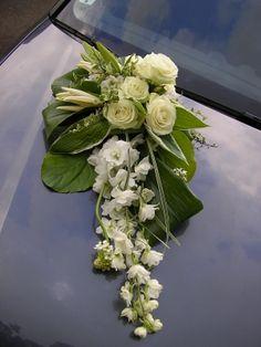 Un mariage magique - Composition de la voiture - Votre mariage était ... Quelles astuces pour organiser votre mariage sur http://yesidomariage.com
