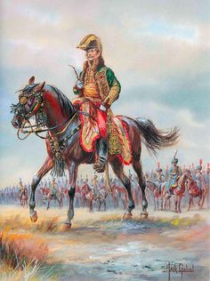 """Général Lasalle"" by Jack Girbal"