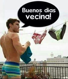 Buenos dias...