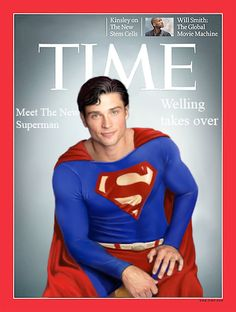 Wish this was real and he was playing Clark Kent/Superman/Kal-El in MOS.