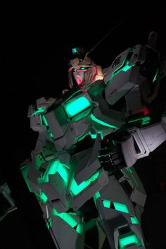 The Life-Sized Unicorn Gundam Statue: Work In Progress (Update 6th September 2017) No.16 NEW Big Size Images, credits | GUNJAP
