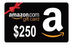 amazon gift card giveaway.