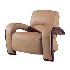 El Dorado Furniture : Caramel Leather Match Chair
