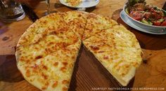 #ExpediaThePlanetD when in Tbilisi I'd definitely eat lots and lots of their delicious food! Khachapuri is a must there!