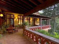 Spanish Hacienda - GESCHKE GROUP :: ARCHITECTS