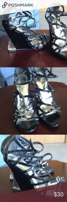 Women's size 8 new strapped heels New women's size 8 Wild Diva lounge all proceeds going to the family of the little girl 9 years old needs a heart transplant as well they are dealing with a brother who probably won't make it to Christmas needing a medication that insurance is denied called tegresso please pray for their family and be thankful for yours Wild Diva Shoes Heels