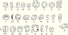 Mayas autenticos