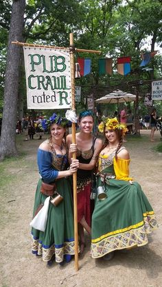 Ren Faire Boobs is a celebration of our favorite parts of the Renaissance Faire! We're here to prove that oversized turkey legs and jousting knights are great, but they are a distant second to all the. Medieval Life, Medieval Fantasy, Turkey Legs, Renaissance Fair, Larp, Boobs, Costumes, Celebrities, Fashion