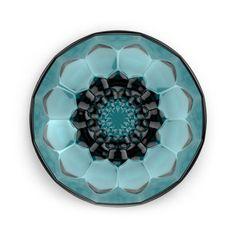 Patère Jellies Family M / Ø 13 x H 6 cm Bleu ciel - Kartell - Décoration et mobilier design avec Made in Design
