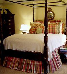 Custom made bedskirts any length Dust ruffles Bedroom Bed Bedroom Bed, Diy Bedroom Decor, Bedroom Furniture, Bedroom Ideas, Furniture Ideas, Wooden Bedroom, Master Bedrooms, Furniture Stores, Cheap Furniture