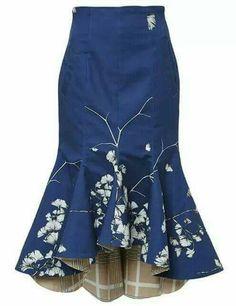 Naoki Midi Skirt by Johanna Ortiz for Preorder on Moda Operandi - Luxe Fashion New Trends - Fashion for JoJo Skirt Outfits, Dress Skirt, Midi Skirt Casual, Look Chic, African Dress, Mode Style, African Fashion, High Waisted Skirt, Waist Skirt