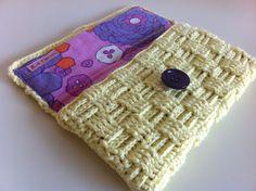 monedero billetera crochet