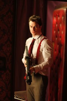 "Ian Somerhalder - ""The Anomaly"" (2014)"