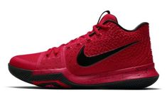 Nike Air Max Emergent Red Basketball Shoes #Nike